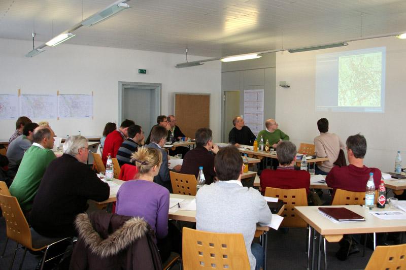 Tagung und Vorträge