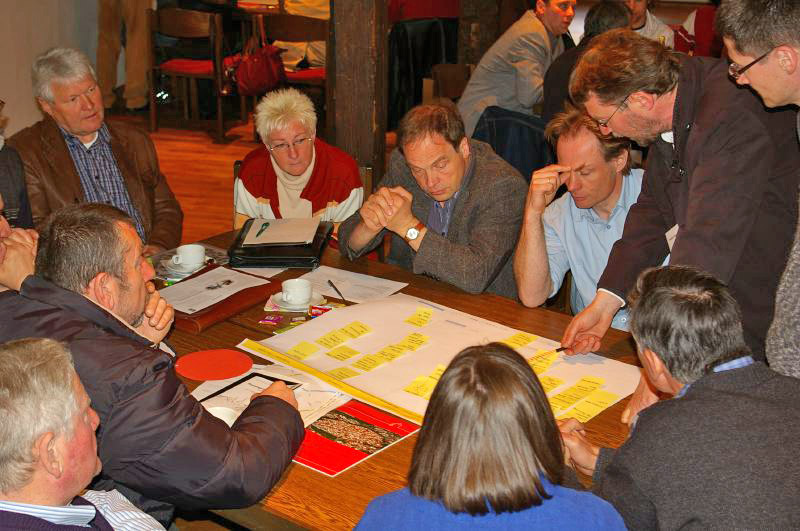 Workshops und Moderationen