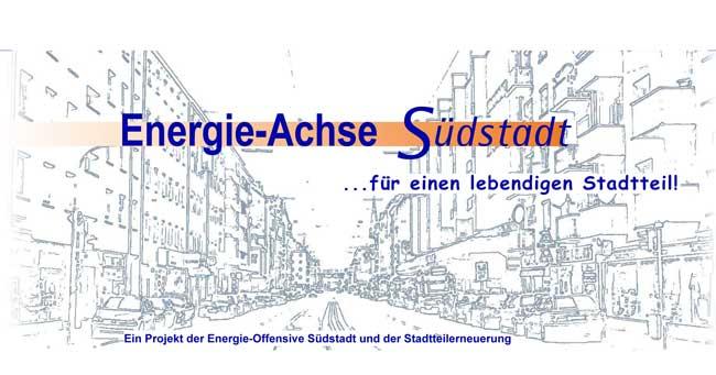 Energie-Achse Südstadt, Nürnberg