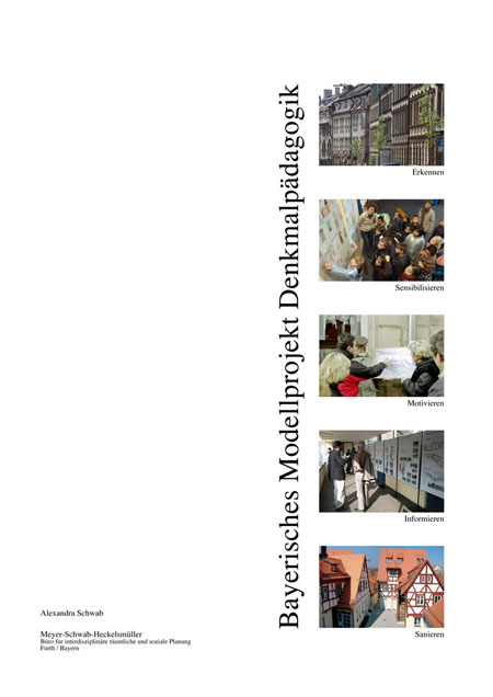 Konzept Denkmalpädagogik